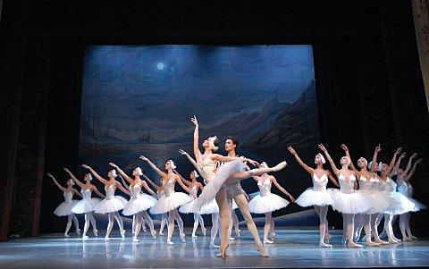 Swan Lake is coming to Aylesbury this month.