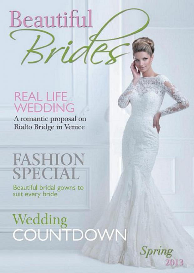 Bucks Free Press: Bucks wedding website launched