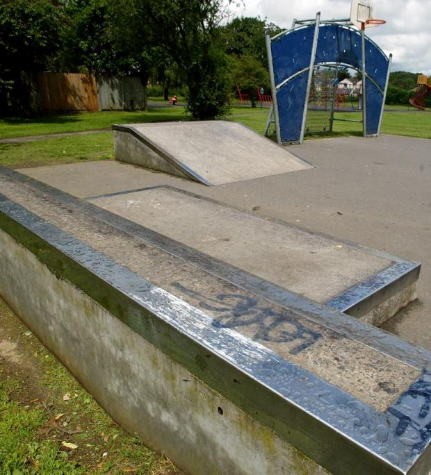 Flackwell skate ramps to stay another month