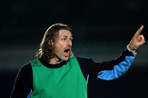 Gareth Ainsworth lost his voice shouting at his players on Saturday
