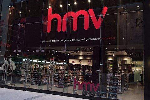 HMV High Wycombe to close
