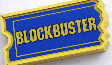 Uncertainty over Bucks jobs at Blockbuster and HMV