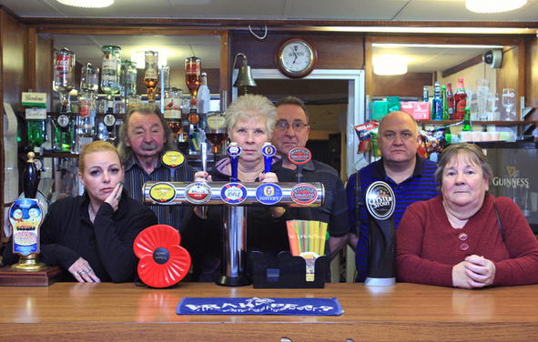 War heroes club dismayed over burglary