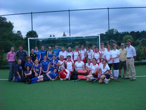 Back to Hockey has boosted numbers at Marlow