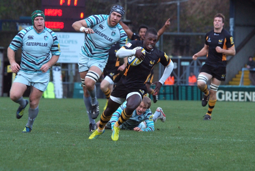 Wasps braced for Leicester