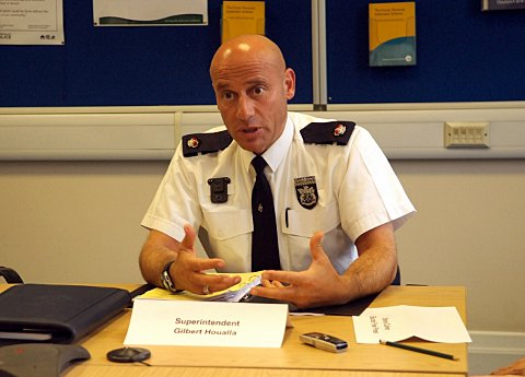 Operation Ribbon: Top cop urges community to