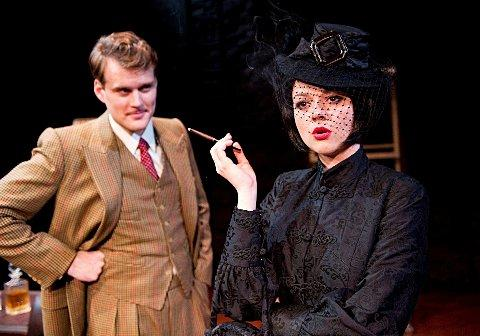 The 39 Steps comes to Aylesbury