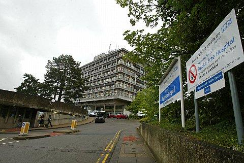 Staff could protest over Wycombe Hospital car-parking