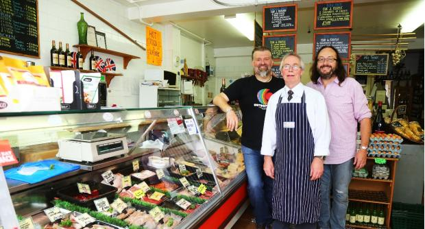 Butcher features on Hairy Bikers show tonight