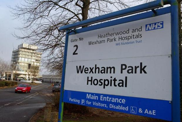Wexham Park Hospital put patients 'at risk of harm' in some wards