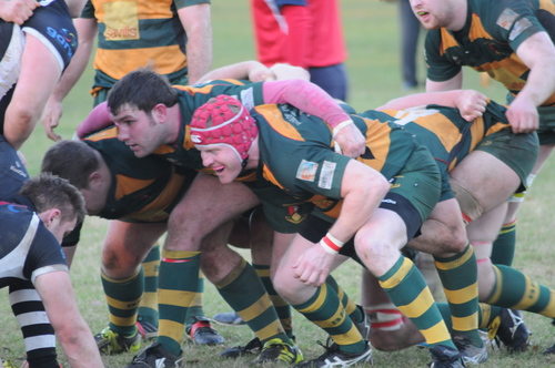Beaconsfield RFC are still fighting their corner