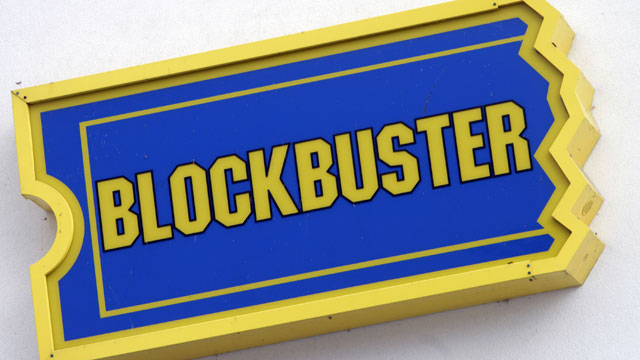 Blockbuster store to close after all