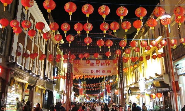 Warning ahead of Chinese New Year festivities