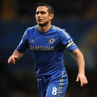 Bucks Free Press: Frank Lampard's Chelsea contract expires at the end of the season