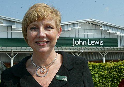 John Lewis High Wycombe's MD Lisa Williams