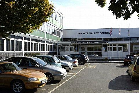 The Wye Valley School in Bourne End