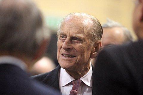 Duke of Edinburgh visits Bucks youth charity