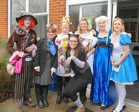 Pupils celebrate World Book Day