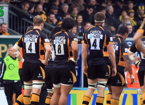 Bucks Free Press: Weakened Wasps were thrashed by Saints
