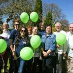 Successful sunny day for hospice's spring fair