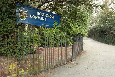 The former Holy Cross Convent in Chalfont St Peter