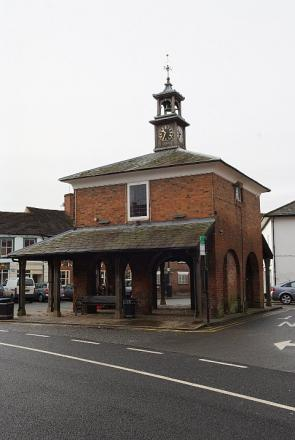 Princes Risborough Town Centre