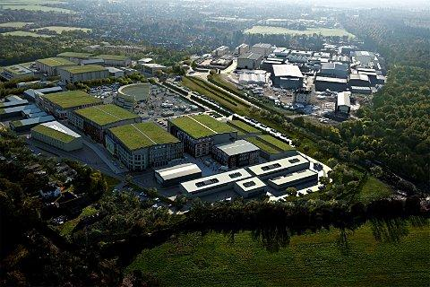 Pinewood get green light to expand studios