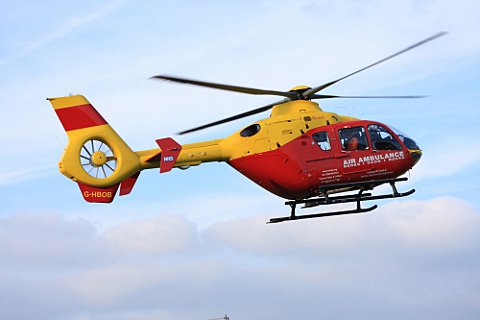 Thames Valley and Chiltern Air Ambulance is set to shar