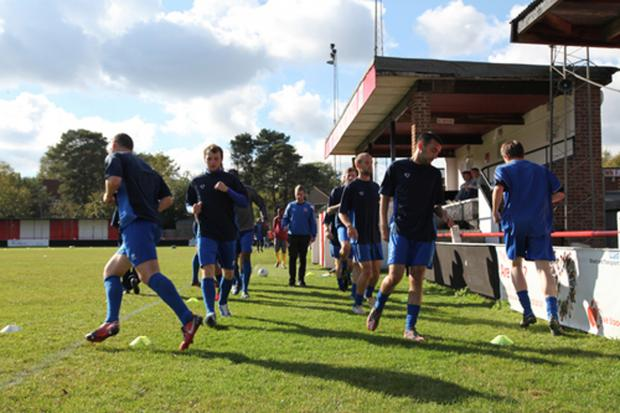Bucks Free Press: Marlow FC survived their first season back in the Southern League