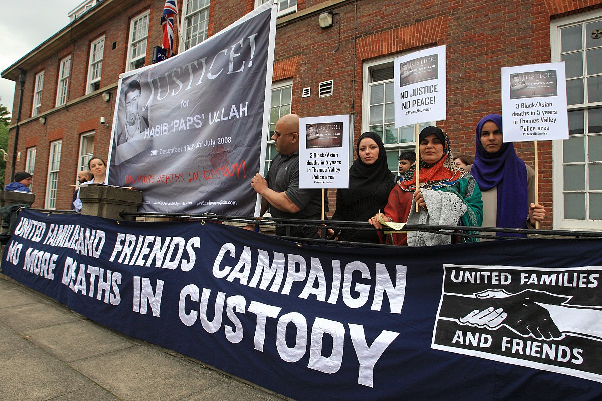 Campaigners accuse police of double standards ahead of Habib Ullah vigil
