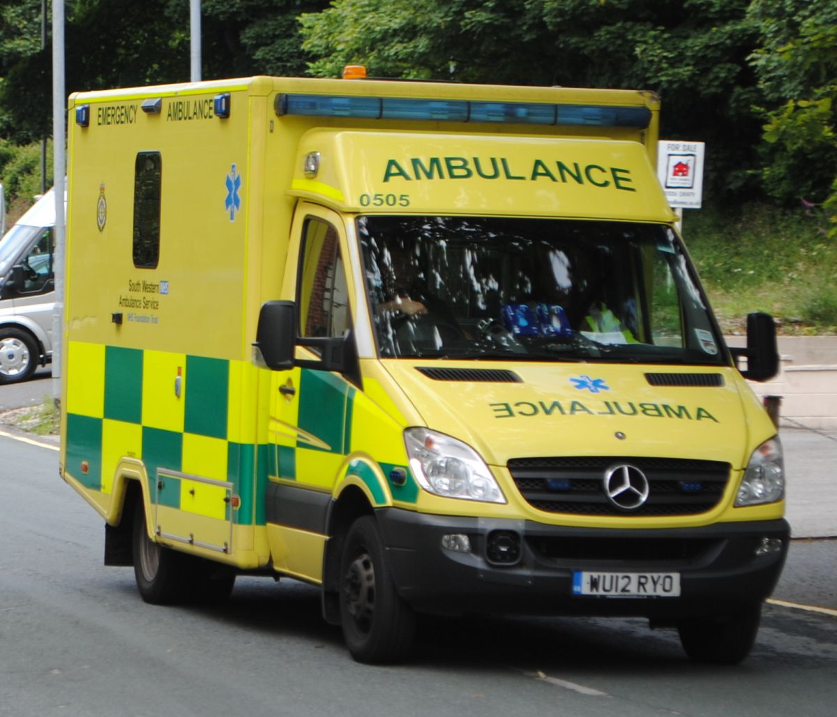 'Health service changes haven't affected ambulance performance'