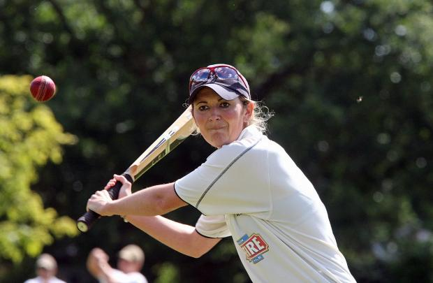Bucks Free Press: Training sessions from England cricket captain to help form new women's team