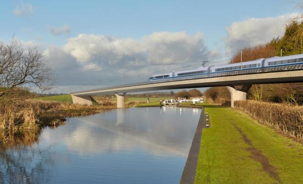 Publication of HS2 report vetoed by Transport Secretary