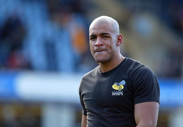 Bucks Free Press: Tom Varndell won't be fit to face Gloucester at Twickenham