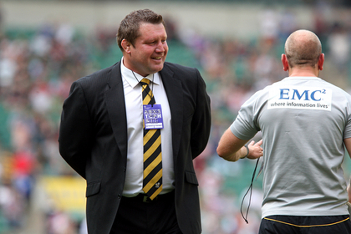 Dai Young 'excited' by European draw
