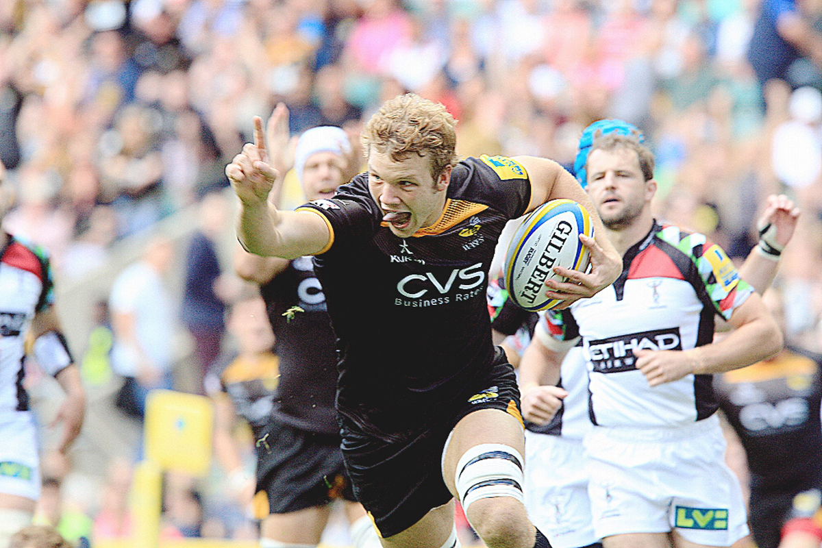 Launchbury picked for final All Blacks Test