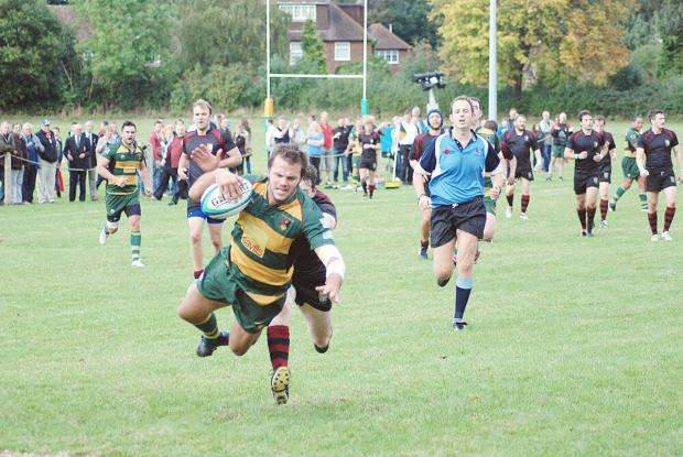 Beaconsfield RFC: Promotion is everything next season