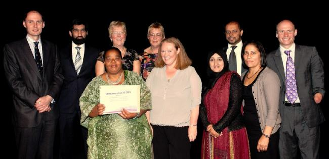 Wycombe NHS staff scoop awards