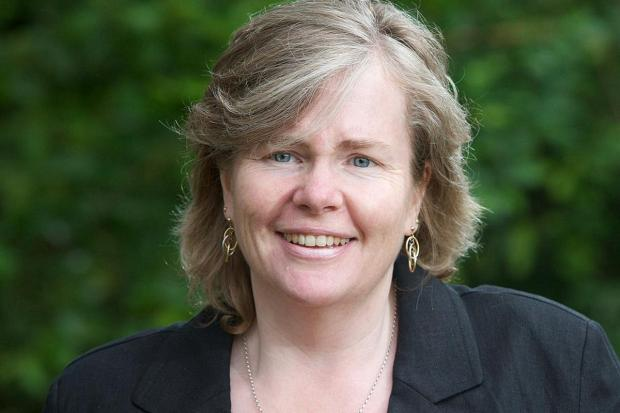 Philippa Batting, MD of Buckinghamshire Business First