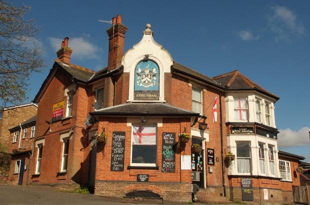 The Nash Arms in Chesham is set for demolition
