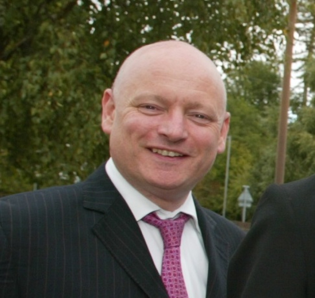 Chesham Grammar School headmaster Philip Wayne