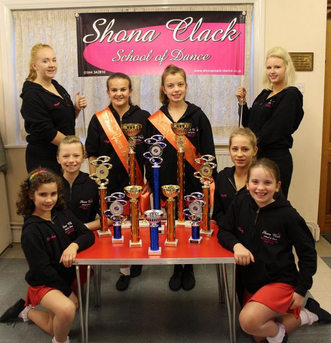 Success for small dance school