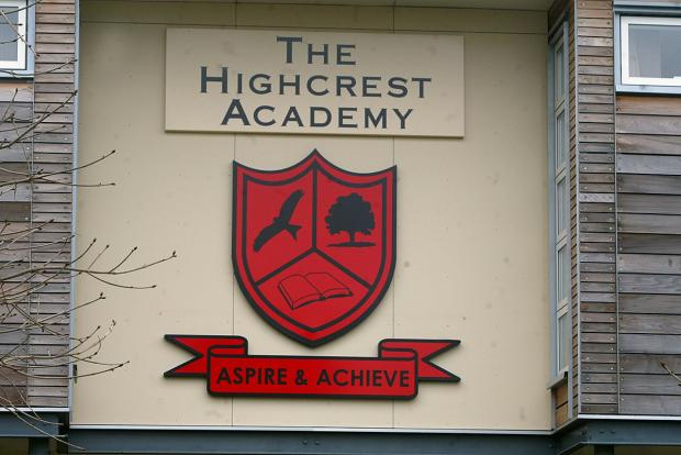 'Students kicked out of Highcrest because pass grades would made it look bad'
