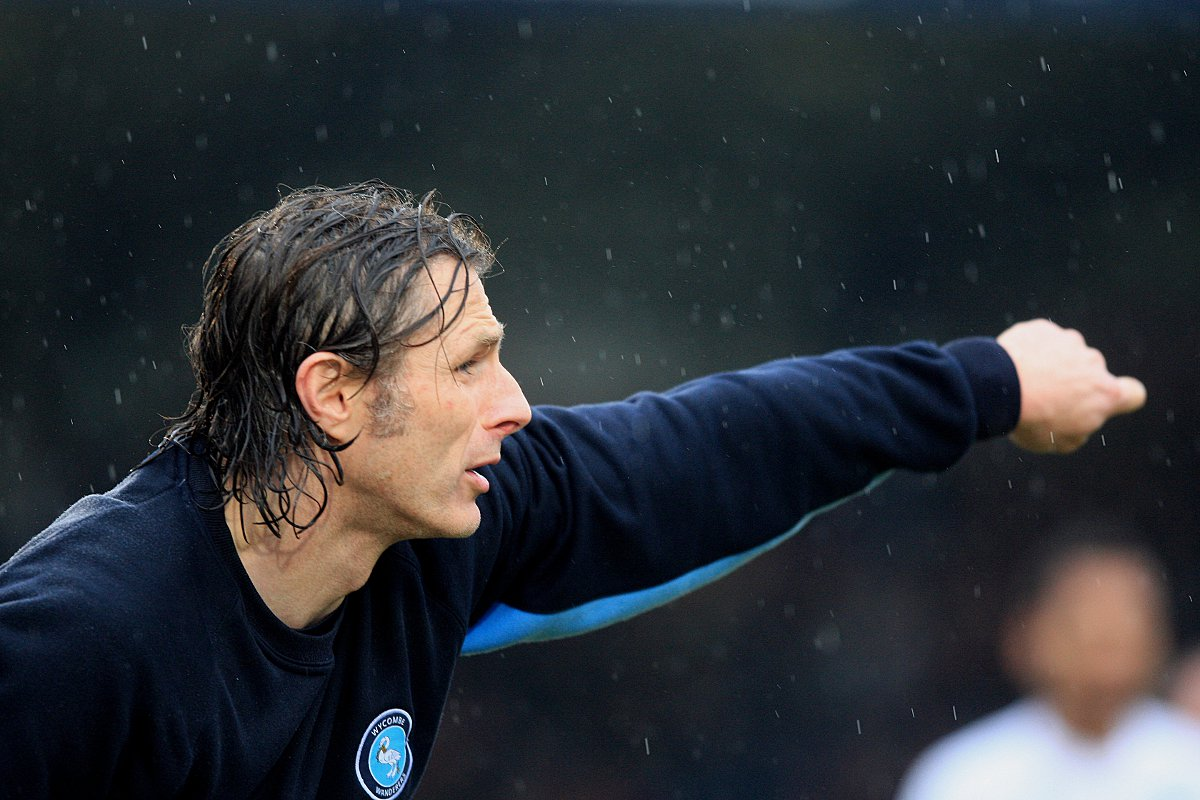 Gareth Ainsworth is plotting the downfall of Coventry City this evening