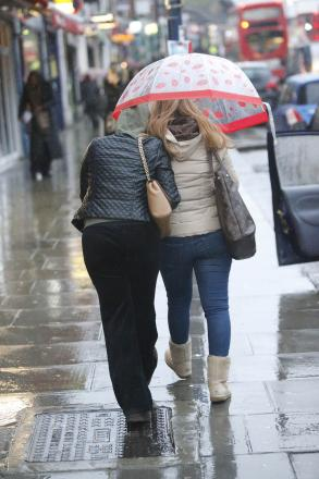 Bucks escapes major disruption during yesterday's winds and rain