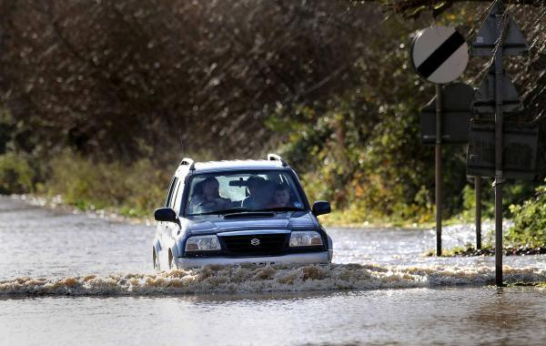'Consider your transport options' as Bucks is braced for more bad weather