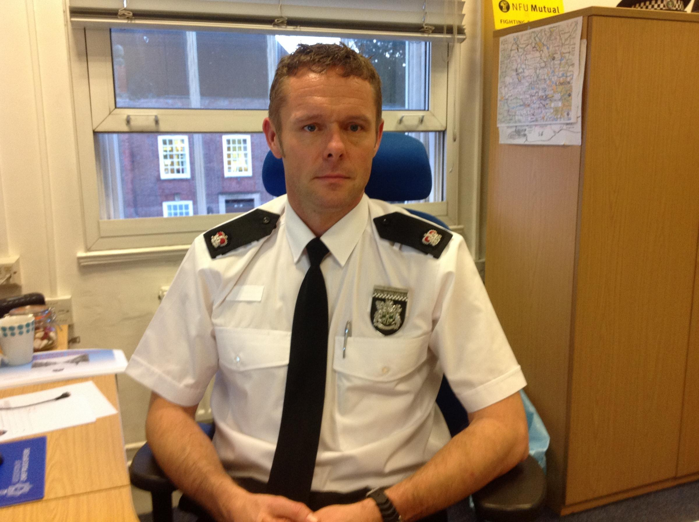 New police chief for Wycombe revealed