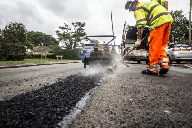 Pothole reports in Bucks rocket from four to 51 per day