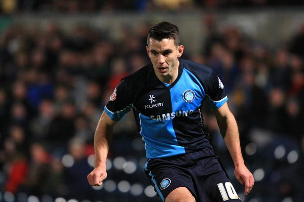 Matt Bloomfield scored in last season's 2-1 JPT win over League One Bristol City