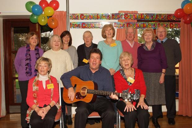Alzheimer's support group celebrates fifth anniversary
